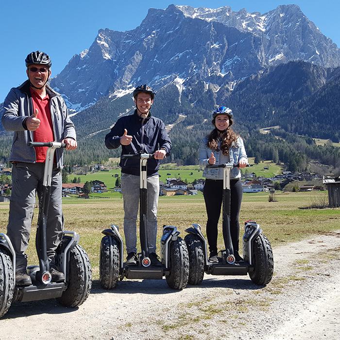 Ehrwald-Familien-Tour